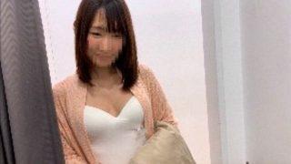 【店員おっぱい】S級美人店員の胸元をしつこく撮影!!乳首もS級でした!!