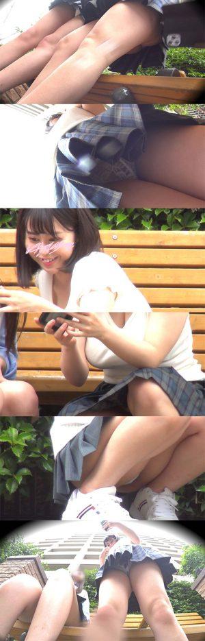 ちょ…まっ…乳デカ過ぎん(;'∀')!!?? 育ち過ぎたIカップありそうな驚異の爆乳ちびっ娘 青チェJ○ちゃん!!