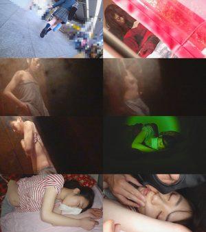 《処女》【電車痴漢】【自宅盗撮】【睡眠姦】中高一貫女子Kお嬢様 水色P #28