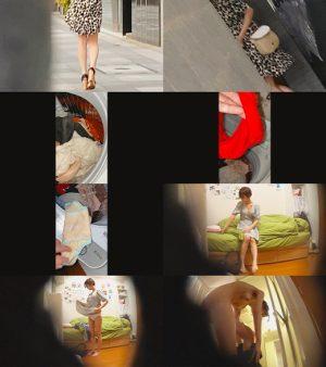 《スレンダー巨乳》【電車痴漢】【自宅盗撮】【睡眠姦】8頭身ボーイッシュモデル ピンクP #32