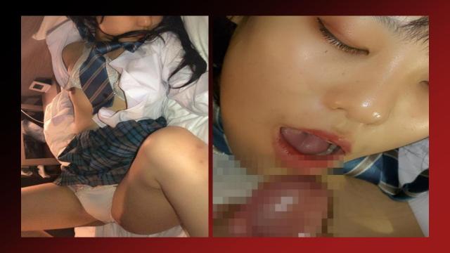 【ガチ睡〇姦映像】3日間限定公開 青チェを穢す 鬼頭03 前編