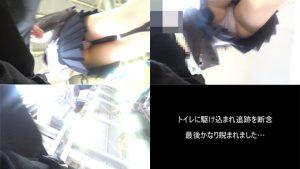 電車で痴漢(セーラー服美少女編-6日目)