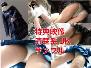 4K「ギャルJK」と「清楚系JK」どっちが好き?①