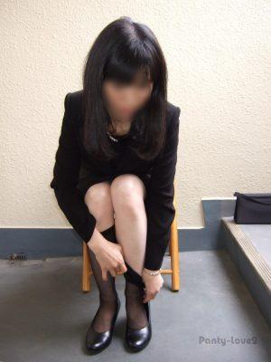 【喪服熟女】ふゆえ 高画質