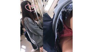 JK編07~笑顔が可愛いJKちゃんの生ピンクP~