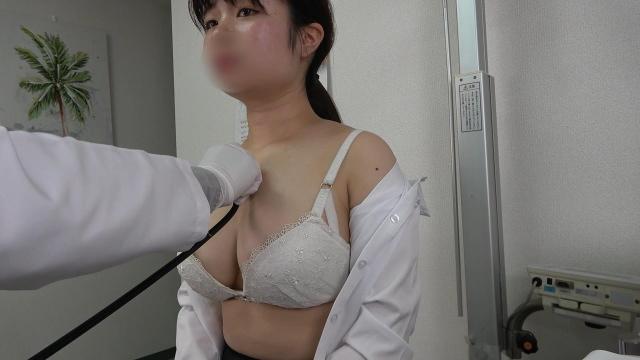 Mr.内科医Ⅱ 秘蔵コレクション(その19 前編)国宝級!就活おっぱい女子大生