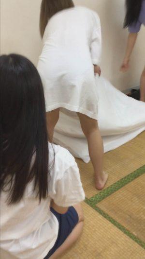 都立小○高 19年秋遠征合宿[女子いじめ裸流出]