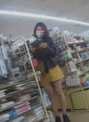 激ミニセクシー女子大生編 禁断の逆さ撮りシーズン4 vol53