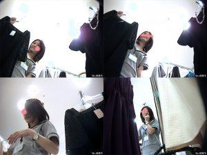 4K動画特典 175 笑顔の店員さんのスカートの中
