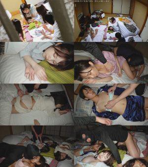 《特別記念作品》【混浴温泉盗撮】ミスコン女子大生×6 #60
