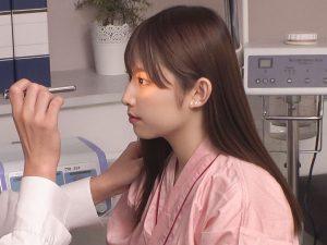 [4K]【検診センター】盗撮記録 その2 爆乳の美少女