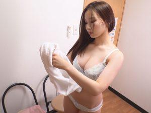[4K]【検診センター】盗撮記録 その3 美巨乳の美女