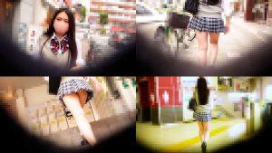 《ミニスカ巨乳》【電車痴漢】★巨乳★女子●生★恵体★ミニスカ★中出し★3P★