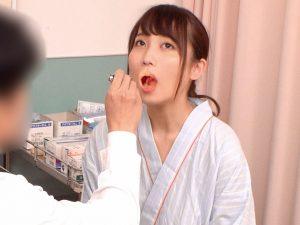 [4K]【検診センター】盗撮記録 その4 色気のある巨乳美女